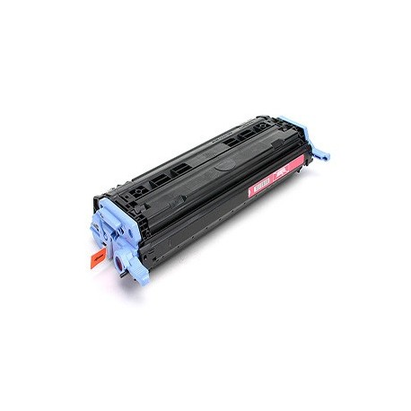 Tóner compatible HP Q6003A (124A), color magenta