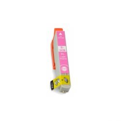 Tinta compatible Epson T2436 - T2426 (24XL), color magenta light