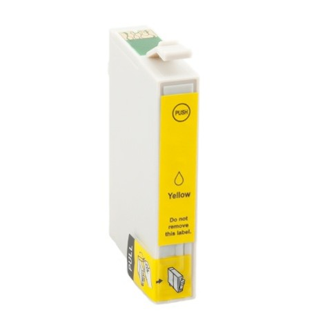 Tinta compatible EPSON T3364, T3344 (33XL), color amarillo