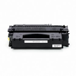 Tóner compatible HP Q7553X/Q5949X (53X/49X), color negro