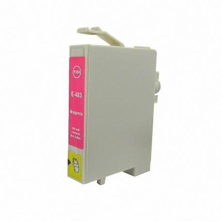 EPSON COMPATIBLE T0483 MAGENTA