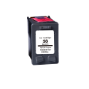 Tinta compatible HP 56 (C6656GE/C6656AE), color negro