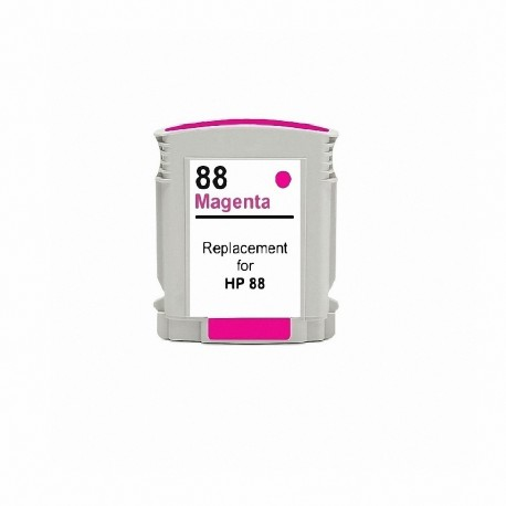Tinta compatible HP 88XL (C9387AE/C9392AE), color magenta