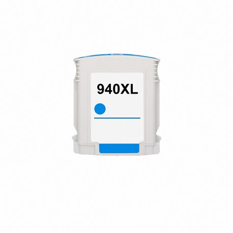 HP COMPATIBLE Nº 940 XL CYAN