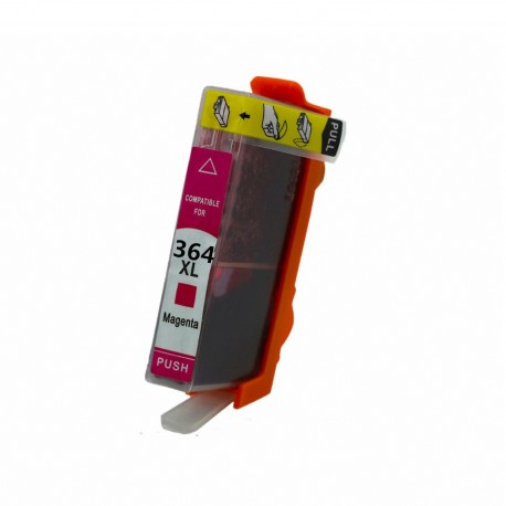 HP COMPATIBLE Nº 364 MAGENTA XL 12 ML