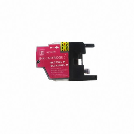 BROTHER CARTUCHO COMPATIBLE LC1240/LC1220/LC1280 MAGENTA