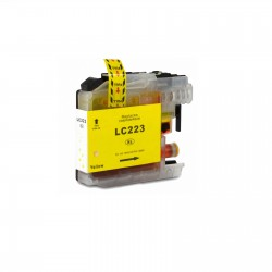 BROTHER LC223 AMARILLO CARTUCHO GENERICO LC223YL