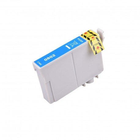 EPSON COMPATIBLE T0802 CYAN