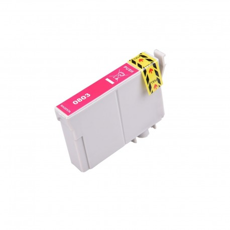 EPSON COMPATIBLE T0803 MAGENTA