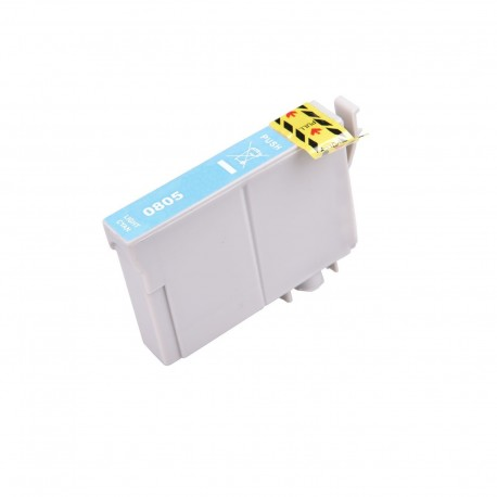 EPSON COMPATIBLE T0805 CYAN LIGHT