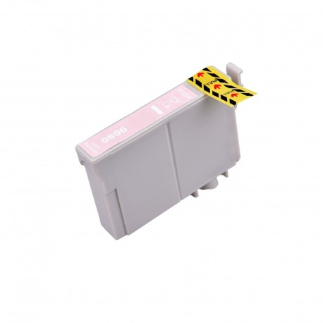 EPSON COMPATIBLE T0806 MAGENTA LIGHT