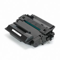 Tóner compatible HP CE255A (55A), color negro