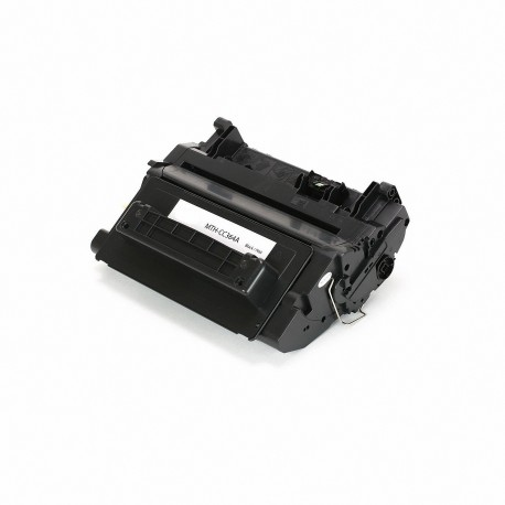 Tóner compatible HP CC364A (64A), color negro