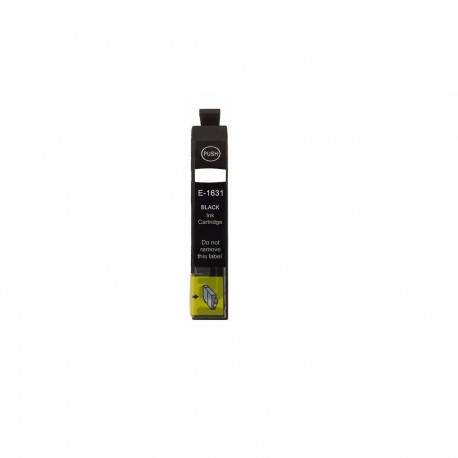 Tinta compatible Epson T1631, T1621, T1681 (16XL, 16XXL), color negro