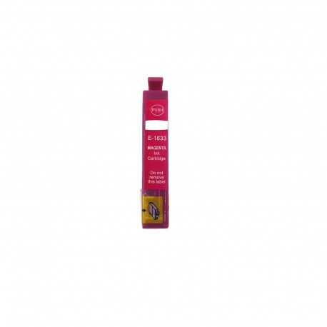 Tinta compatible Epson T1633, T1623 (16XL), color magenta