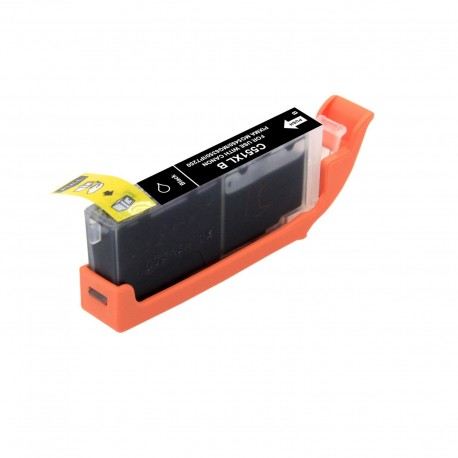 Cartucho de tinta compatible Canon CLI551XL, color negro