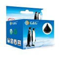Tinta compatible G&G HP 301XL (CH561EE/CH563EE) de alta calidad, color negro